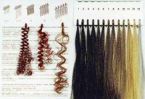 Exoderm Medical Biofibre hair